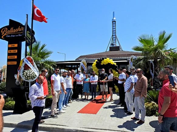 Ballışehir, Reisdere TOKİ'de hizmete açıldı