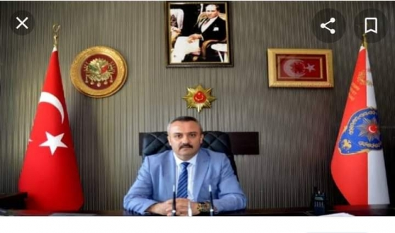 Çeşme Emniyet Müdürü Gürcan Alev Menemen'e atandı