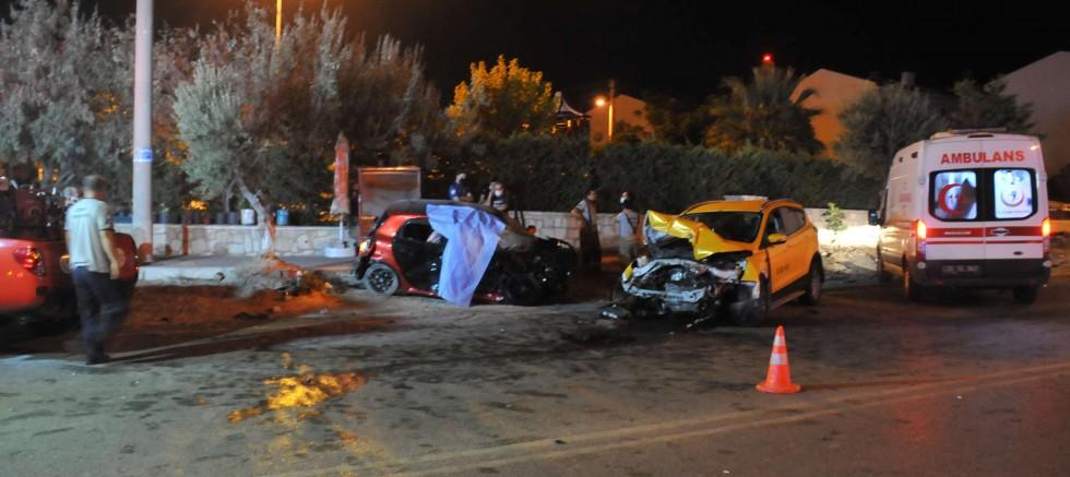 Muhtar Alemdar trafik kazasında öldü